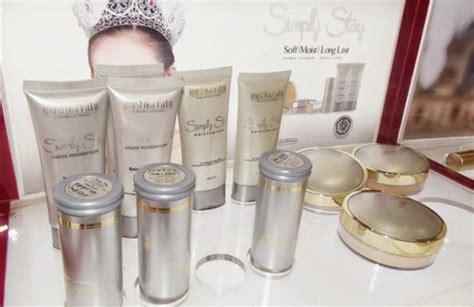 Harga Rangkaian Make daftar harga rangkaian produk mustika ratu kosmetik juli