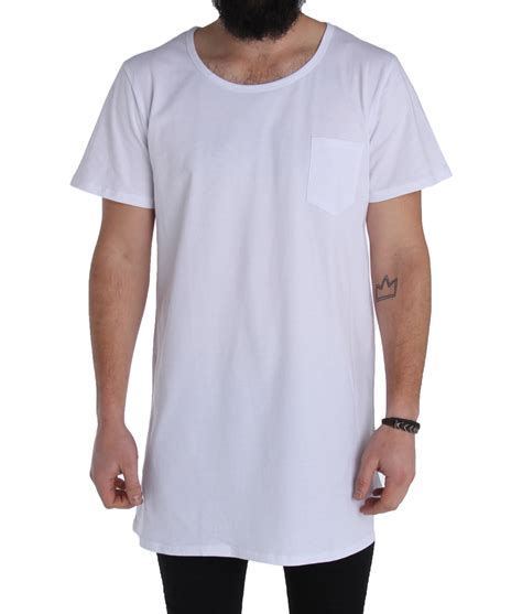 Untz Tees Best Product Quality mens scoop pocket t shirt cotton basic fashion