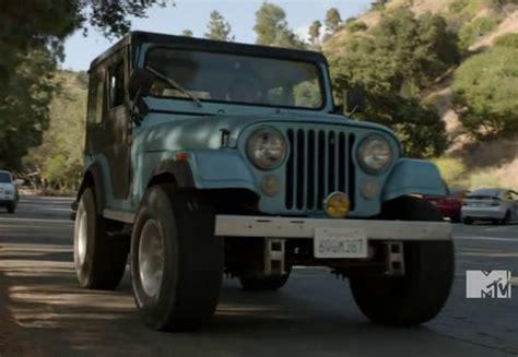 light blue jeep stiles stilinski love we share