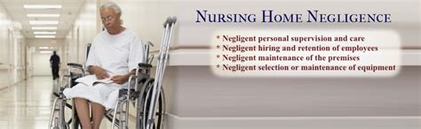 nursing home abuse lawyer nursing home negligence lawyer