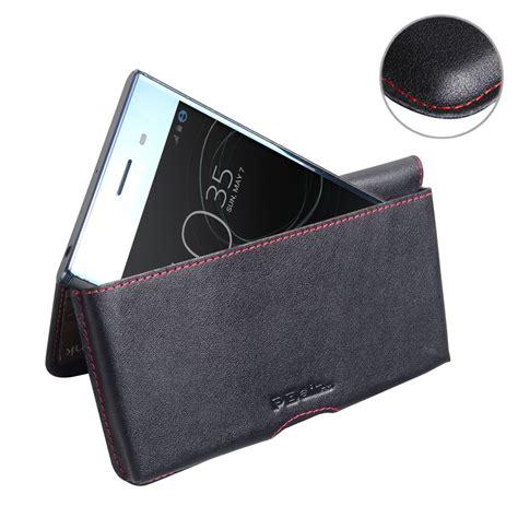 Sony Pouch Xperia M 1 sony xperia xz premium leather wallet pouch stitch