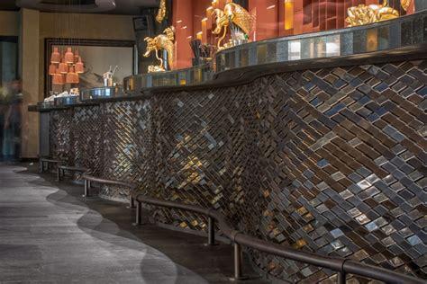 scales tiles  giles miller studio  buddha bar dubai