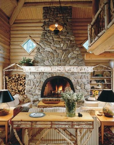 Log Home Decorating Photos History Of Cabin Decor Cabin Decor Ideas Howstuffworks