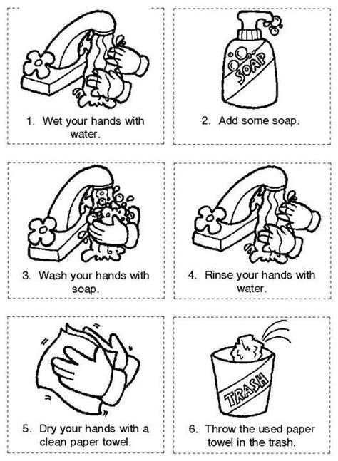 preschool germ coloring pages 38 best images about germs on pinterest activities hand