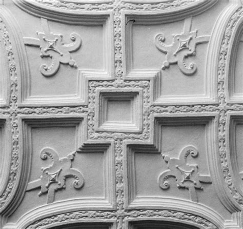 Strapwork Ceiling by Vi Transmission And Diffusion Renaissance