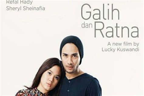 youtube film indonesia galih dan ratna film quot galih dan ratna quot tayang di bioskop mulai 9 maret