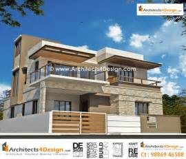 Home Design Bangalore House Elevations In Bangalore For Residential Elevations