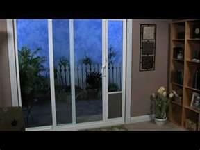 Patio Door With Doggie Door Pet Patio Door Panels Sliding Door Door Inserts Petsafe