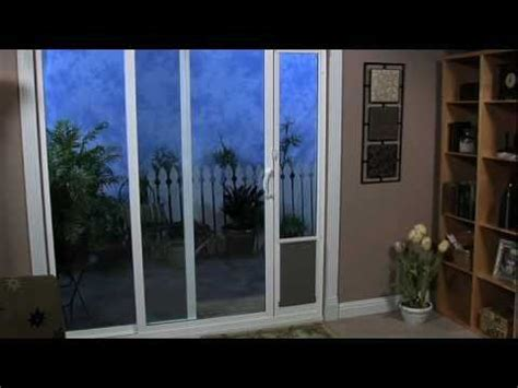 Petsafe Deluxe Patio Panel Pet Door Petsafe Deluxe Patio Panel Pet Door Installation Www Petsafe Net