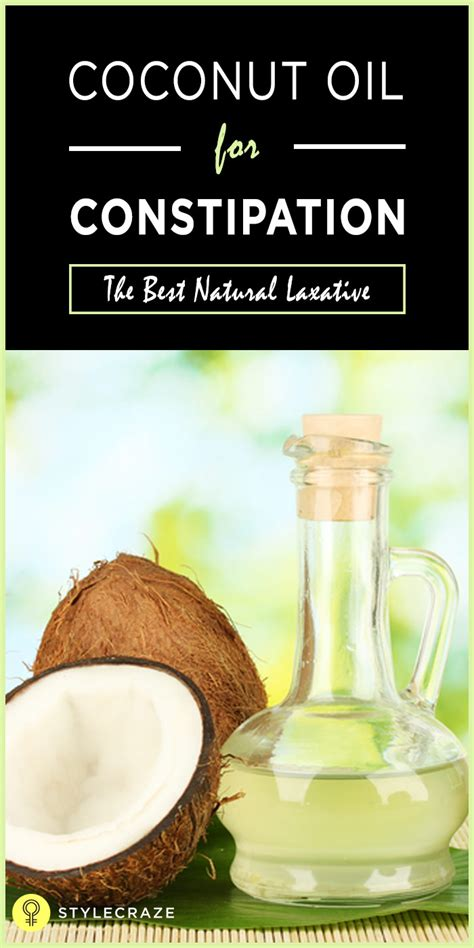 best cures for constipation coconut for constipation the best laxative
