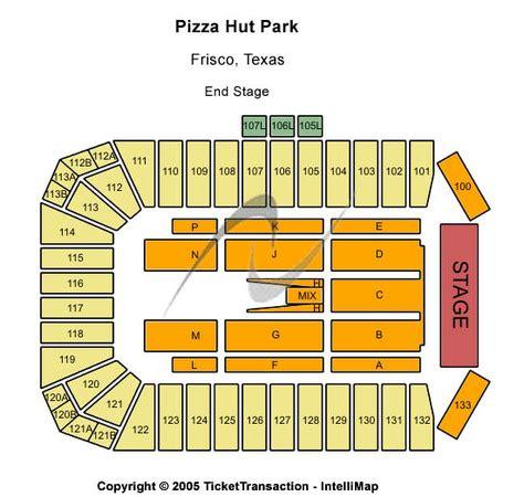 Toyota Stadium Frisco Seating Chart Toyota Stadium Tickets In Frisco Toyota Stadium