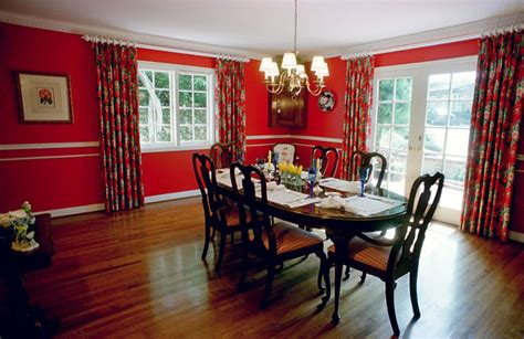 Freemans Dining Room by Interiors Chism Brothers Painting