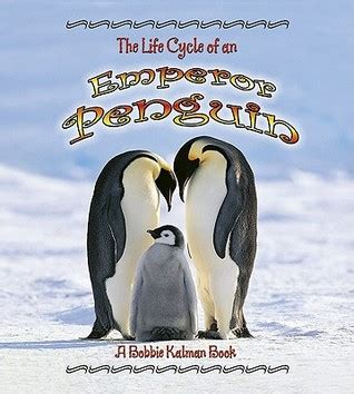 the lives of penguins books the cycle of an emperor penguin cycle of a