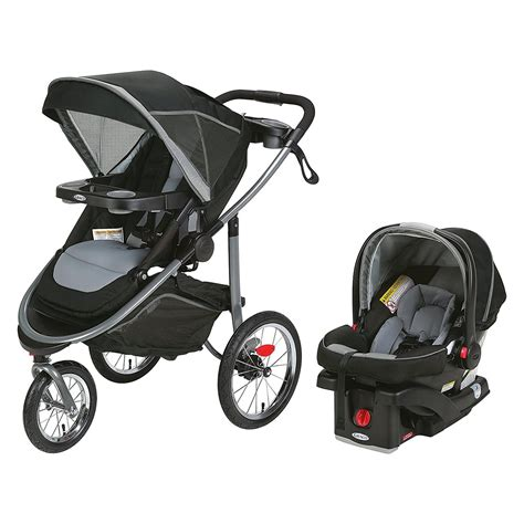 Graco Travel System graco baby 174 modes jogger click connect travel system