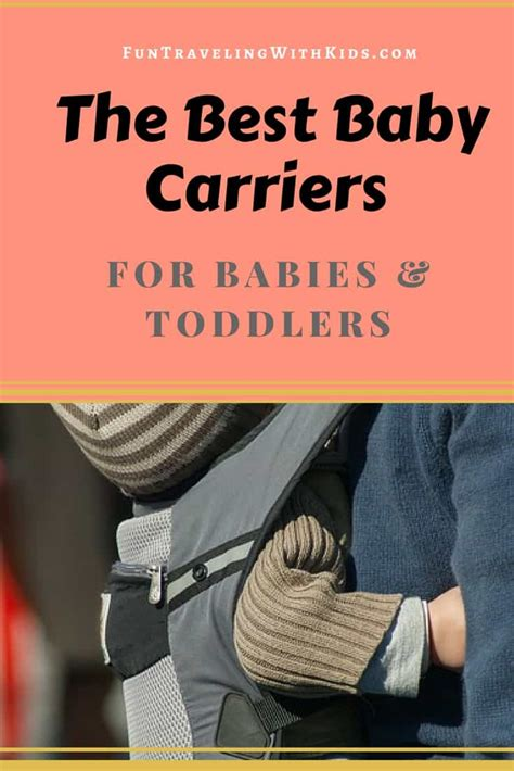best infant carriers my guide to the best baby carriers for babies and toddlers