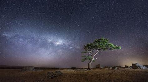 wallpaper langit malam penuh bintang pemandangan langit di malam hari pemandanganoce