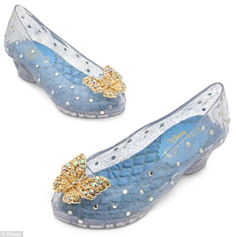 cinderella slippers toddler products inspired by disney s cinderella reboot look to be