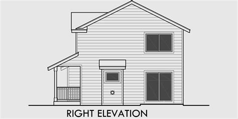 Corner Lot Duplex Plans by Duplex House Plans Corner Lot Duplex Plans D 465
