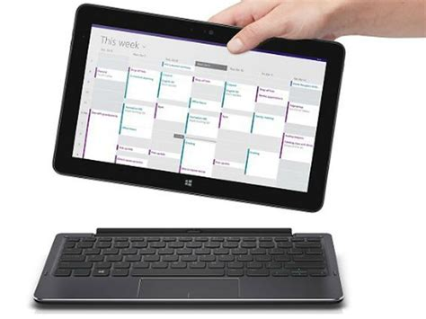Tablet Windows 8 1 Pro dell just made their 11 inch windows 8 1 tablet faster and lighter windows central