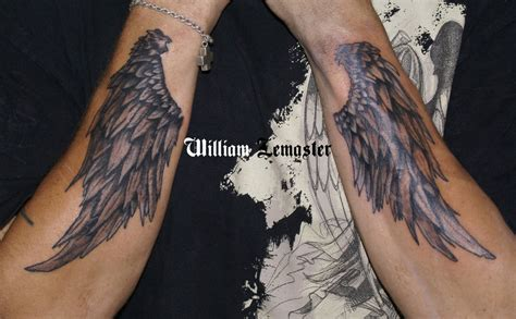 arm tattoo angel wings angel wings arms by lemaster99705 on deviantart