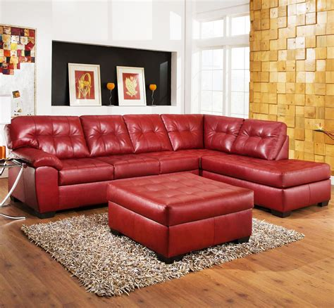 leather sectional sofa rooms to go red faux leather sofa set sofa menzilperde net