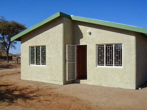 How to build a low cost house