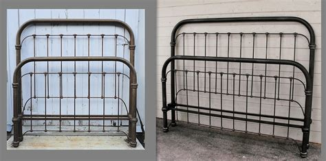 bed to king conversion iron bed craftsman king conversion cathouse beds