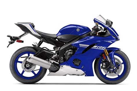 blue motor 2017 yamaha yzf r6 gets abs traction more