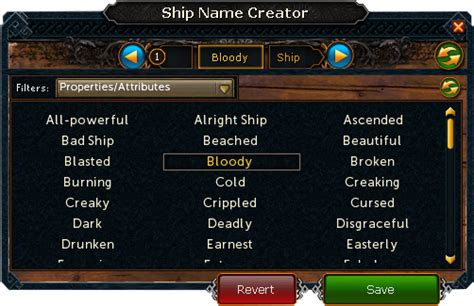male boat names player owned port ship names runescape wiki fandom