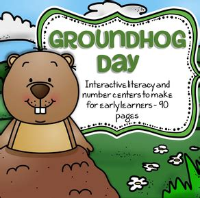 groundhog day meaning for preschoolers songs and rhymes about groundhog day for preschool pre k