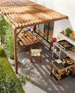 Ikea Creer Sa Cuisine #15: Pergola-en-bois-pour-les-dejeuners-d-ete_5539913.jpg