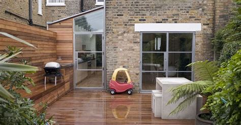 side return extension terrace google search exteriors