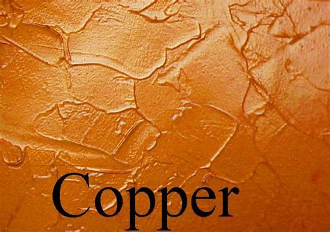 what color is copper copper color copper