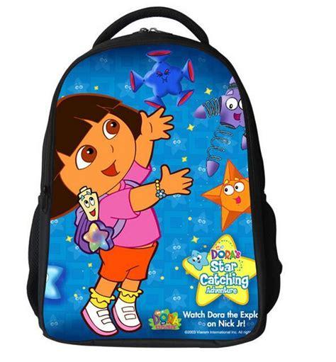 aliexpress com buy newest dora school bag children 3d