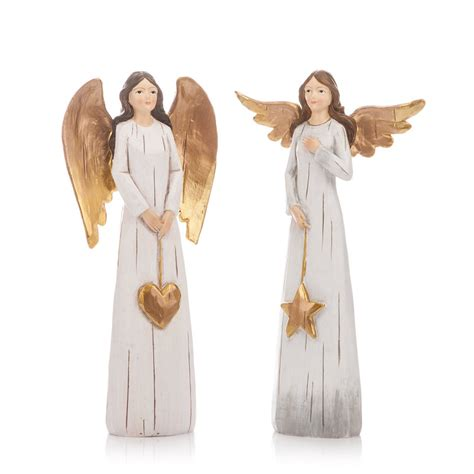 angel decorations for home gold christmas decorations posters and wall deco europosters