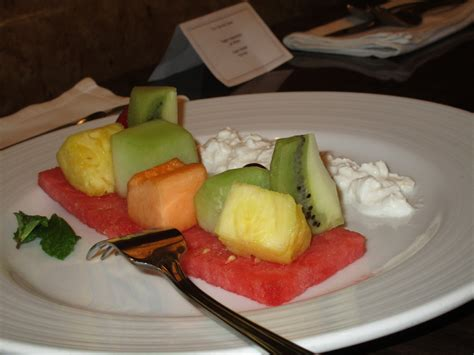 pride food restaurant bar lounge food on carnival pride ship cruise critic