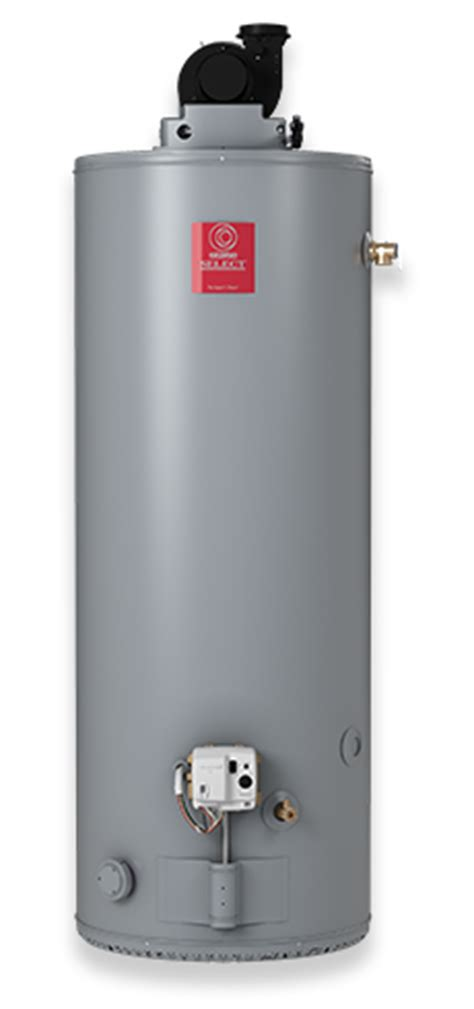 what is a power vent natural gas water heater select 174 power vent 50 gallon propane water heater