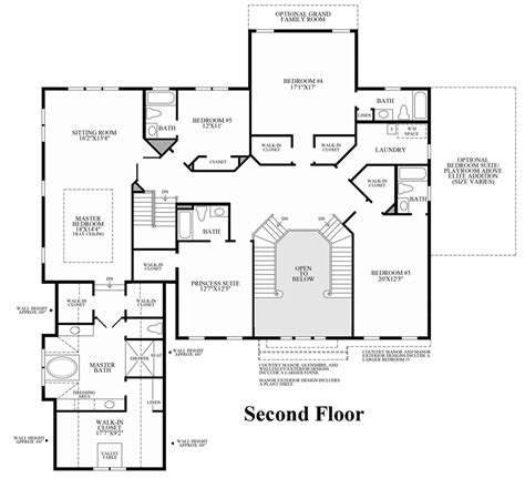 dominion homes floor plans