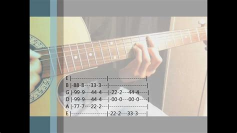tutorial guitar royal hold me together royal tailor guitar tutorial w tabs