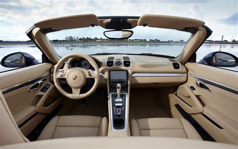 porsche dashboard first drive 2013 porsche boxster automobile magazine