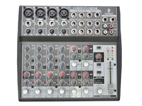 Mixer Xenyx 1202 mixer analogici