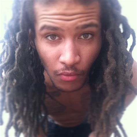 light skin boys with long hair people with dreadlocks just a light skinned boy with
