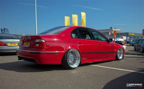 stanced bmw m5 stanced bmw 5 e39 187 cartuning best car tuning photos