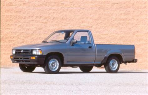 Truck Toyota 1989 1995 Toyota Truck Sixth 6th Generation Toyota