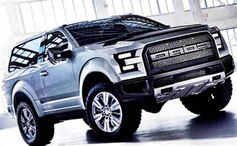 ford bronco 2017 raptor 2017 ford bronco svt raptor concept icars reviews