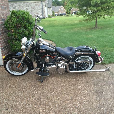 Harley Davidson 87676 Black 2013 harley davidson 174 flstc heritage softail 174 classic black southaven mississippi 678965