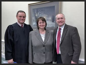 Clermont County Municipal Court Records Bechmann Sworn In As Municipal Court Magistrate