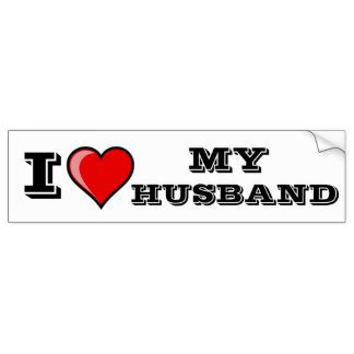 My S Husband Fights For Your Freedom Sticker