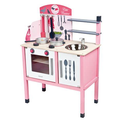 cuisine enfant bois janod maxi cuisine bois janod king jouet cuisine et dinette