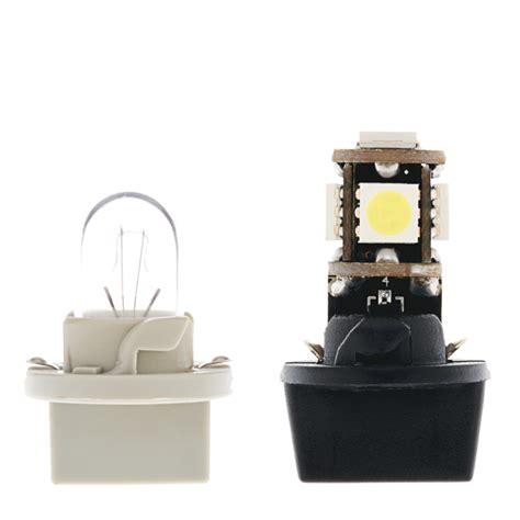 194 Light Bulb by 194 Led Bulb 5 Smd Led Wedge Base With Socket Miniature Wedge Base Leds Led Car Bulbs